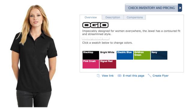 Womens OGIO